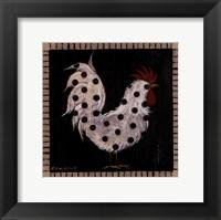 Chicken Pox III Framed Print