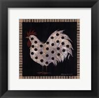 Chicken Pox IV Framed Print