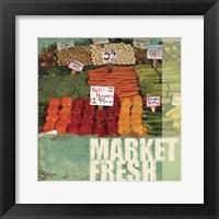 Framed Market Fresh