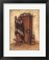 Framed Cozy Corner