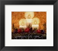 Prayers for You Framed Print