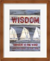Framed Wisdom