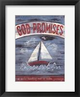Promises Framed Print