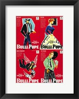 Framed Guys and Dolls Bulli e Pupe 4 Shots