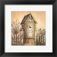 Framed Cottage Outhouse II