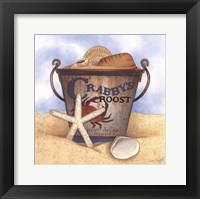Crabby's Roost Framed Print