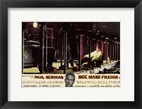 Framed Cool Hand Luke Paul Newman Nick Mano Fredda