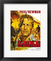 Framed Cool Hand Luke La Main Froide