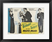 Framed Dead Reckoning Bogart Scott