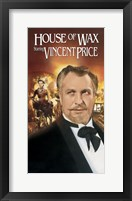 Framed House of Wax Starring Vincent Price
