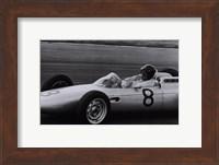 Framed Dutch Grand Prix, 1962