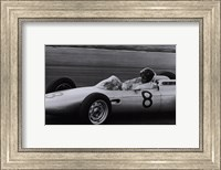 Framed Dutch Grand Prix, 1962