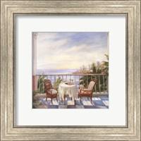 Framed Terrace View 1