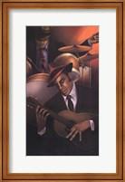 Framed Jazz City 3
