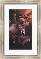Framed Jazz City 3