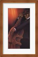 Framed Jazz City 4