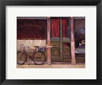 Framed La Patisserie