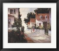 Framed On Sea Street