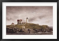 Framed Nubble Light