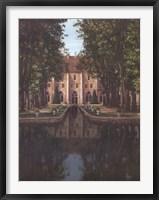Framed Bell Haven Manor