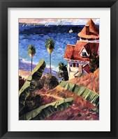 Framed Catalina