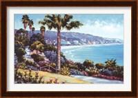 Framed Laguna Beach, California