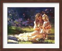 Framed Mother and Child