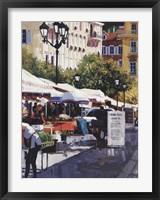 Framed Cours Saleya