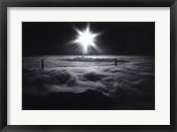 Framed San Francisco Sunrise