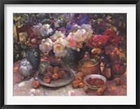 Framed Artist's Table
