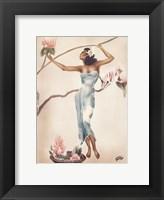 Magnolia Framed Print