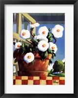 Framed Garden Floral