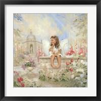 Framed Garden of Dreams