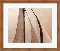 Framed Sail Away II
