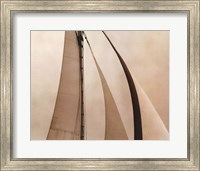 Framed Sail Away II