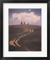 Framed Luna Toscana