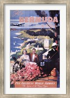 Framed Bermuda by Clipper