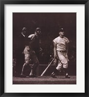 Framed Roger Maris - 61st Home Run