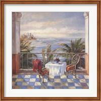 Framed Terrace View 2