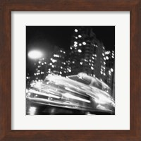 Framed Taxi, New York Night, c.1947