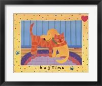 Framed Hugtime