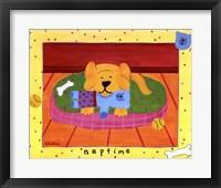Framed Naptime