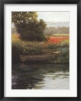 Framed Boat at Wareham