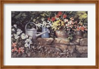 Framed Garden Wall