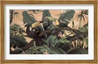 Framed Toucans