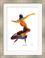 Framed Dancer II