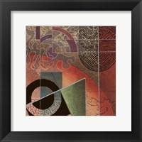 Framed Cajon I M-E