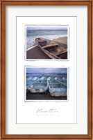 Framed Beached Boats