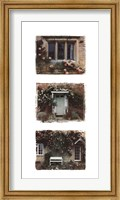Framed English Cottages