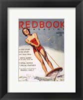 Framed Redbook IV, August 1933